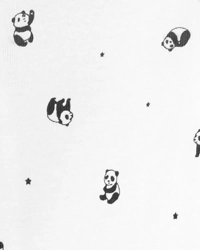 Conjunto Body, Calça e Macacão - Carter's - Panda