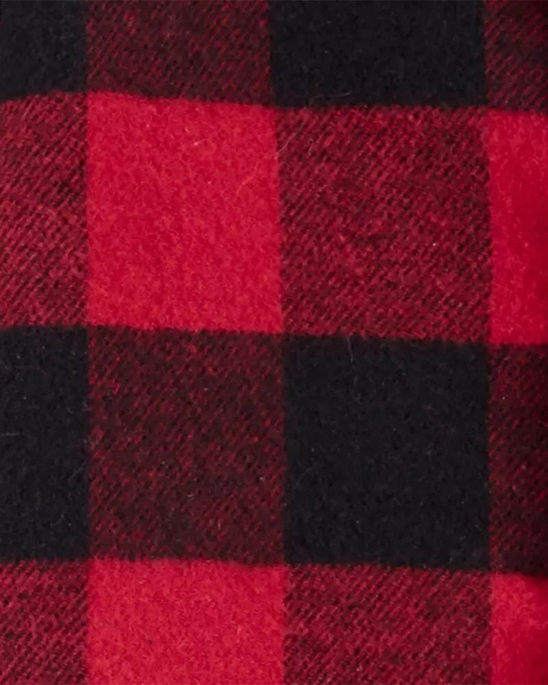 Conjunto Camisa e Calça - Xadrez - Carter's
