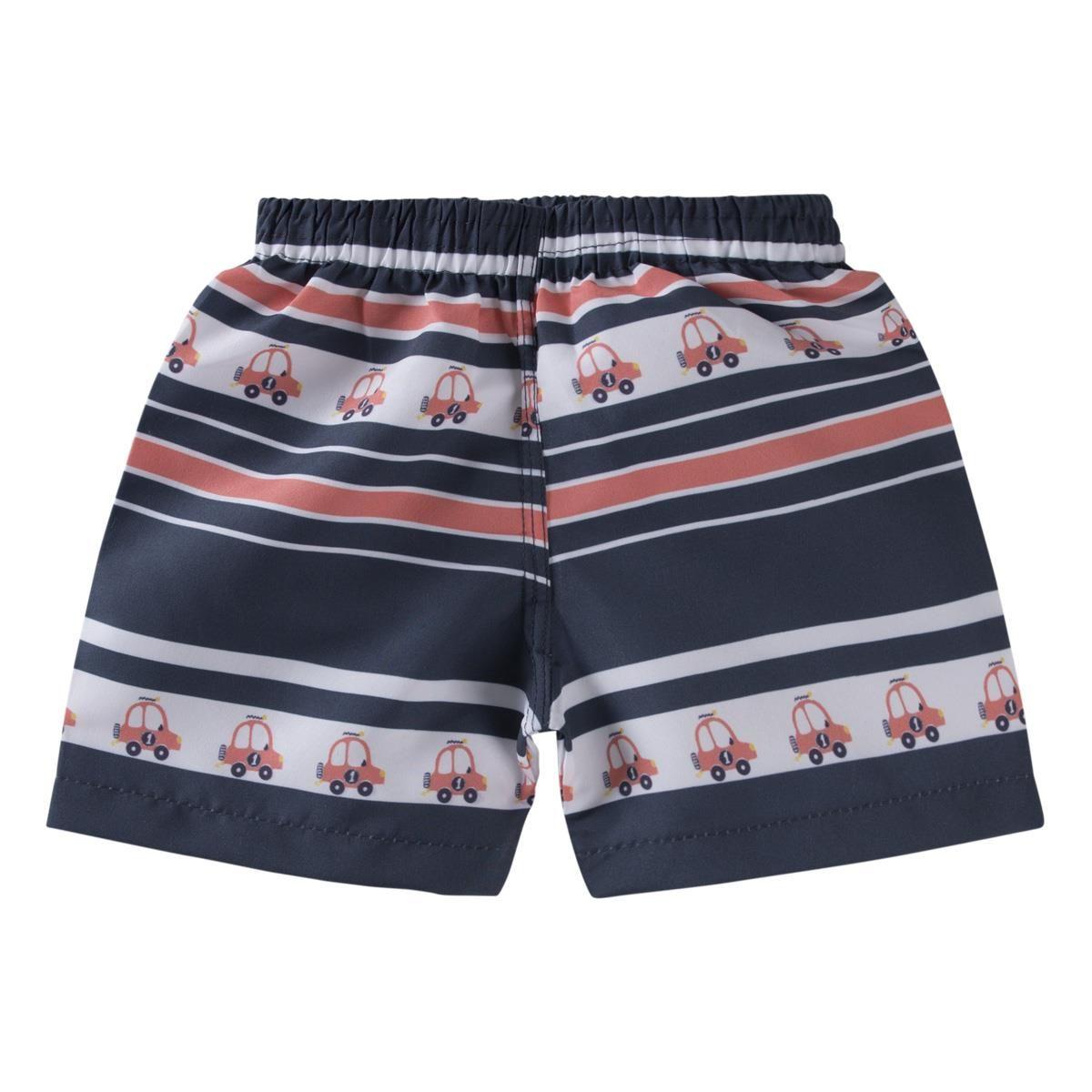 Conjunto Camiseta e Shorts - Carro