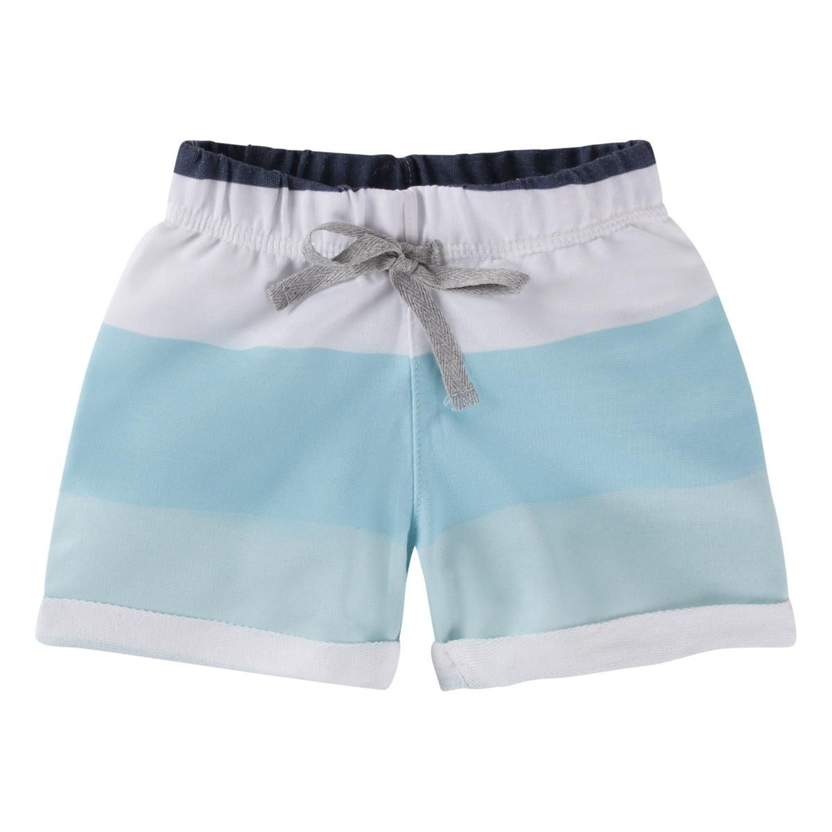 Conjunto Camiseta e Shorts - Nautico