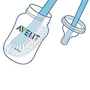 Escova Para Mamadeira AVENT - Azul