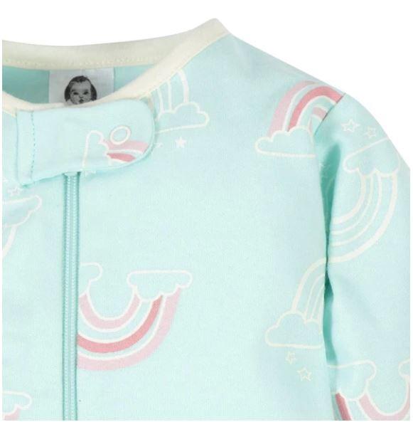 Kit com 2 Pijamas - Arco Iris - Gerber