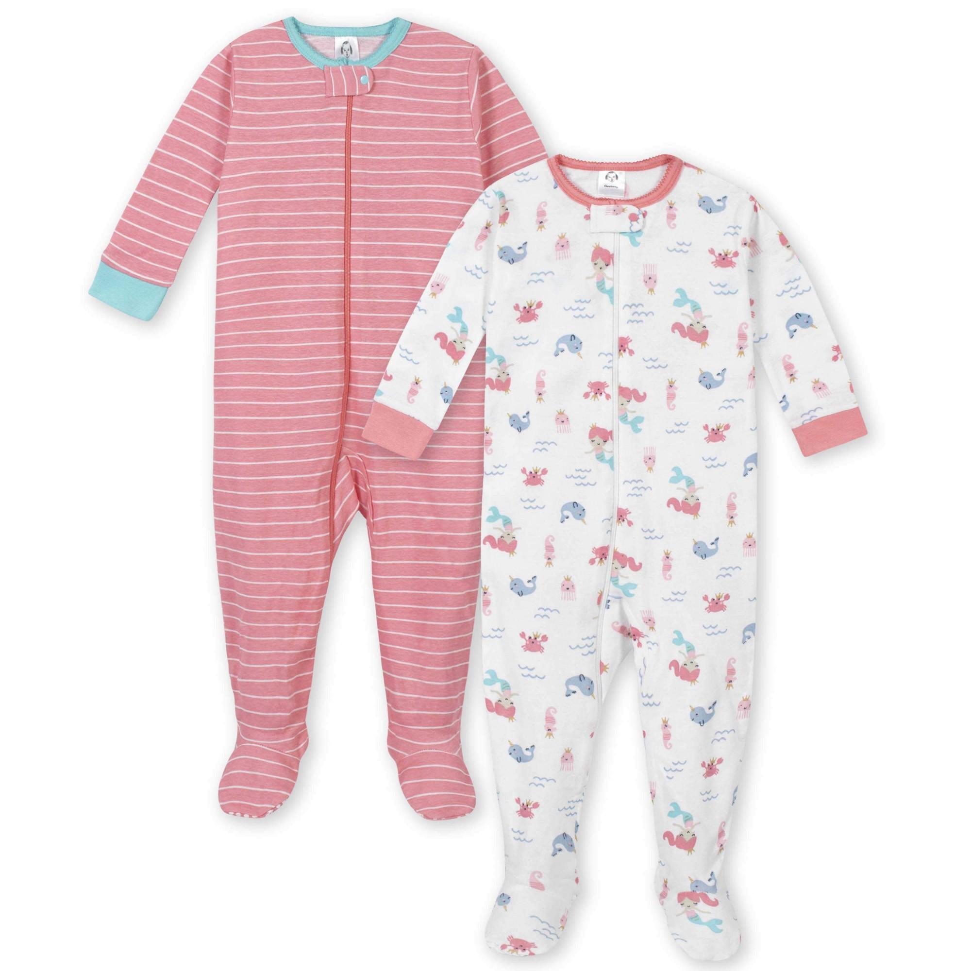 Kit com 2 Pijamas - Sereia - Gerber