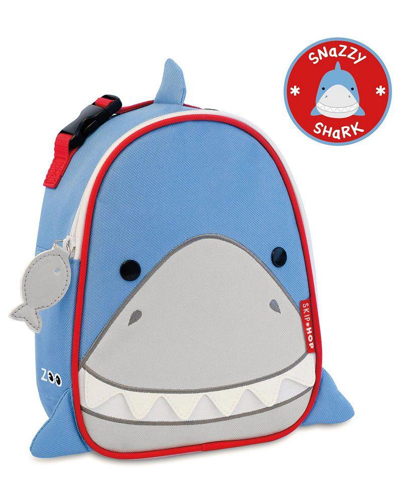 Lancheira Térmica Skip Hop Zoo - Tubarão