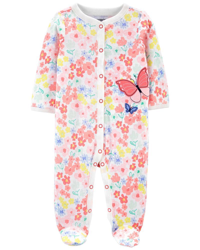 Pijama - Borboleta - Carter's
