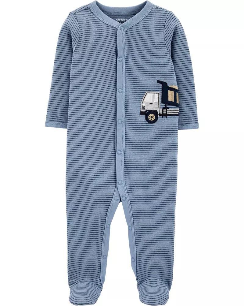 Pijama - Caminhão - Carter's
