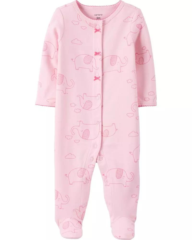 Pijama - Elefante - Carter's