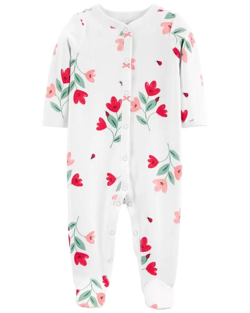 Pijama - Floral - Carter's