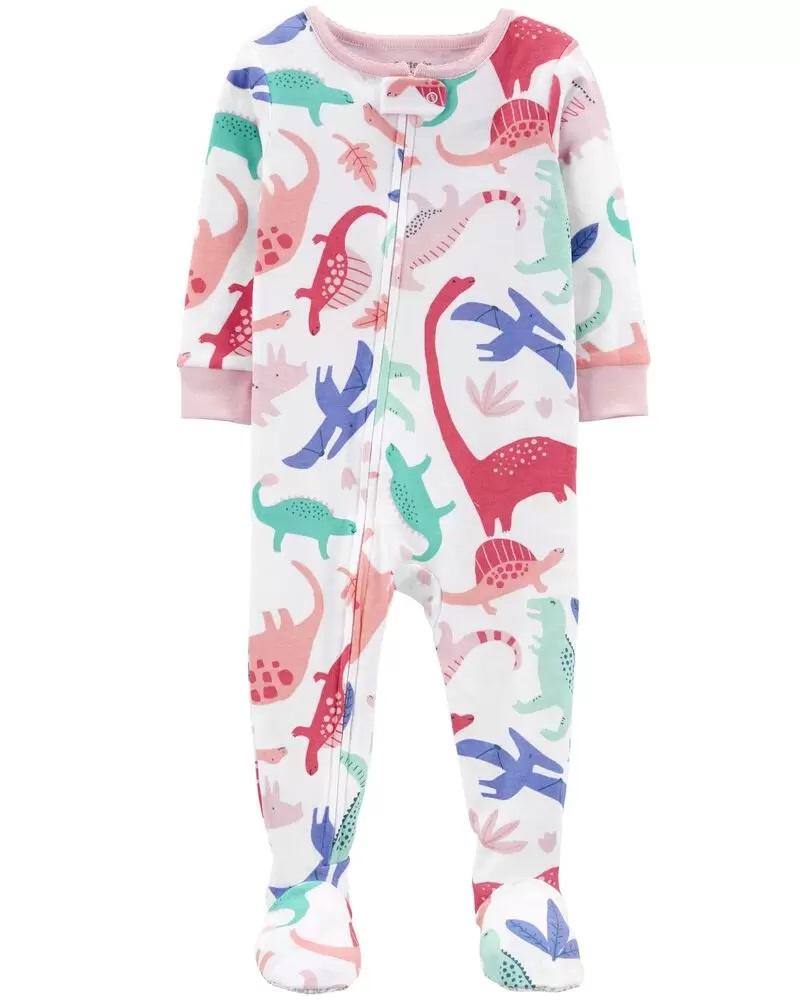 Pijama Menina - Dino - Carter's