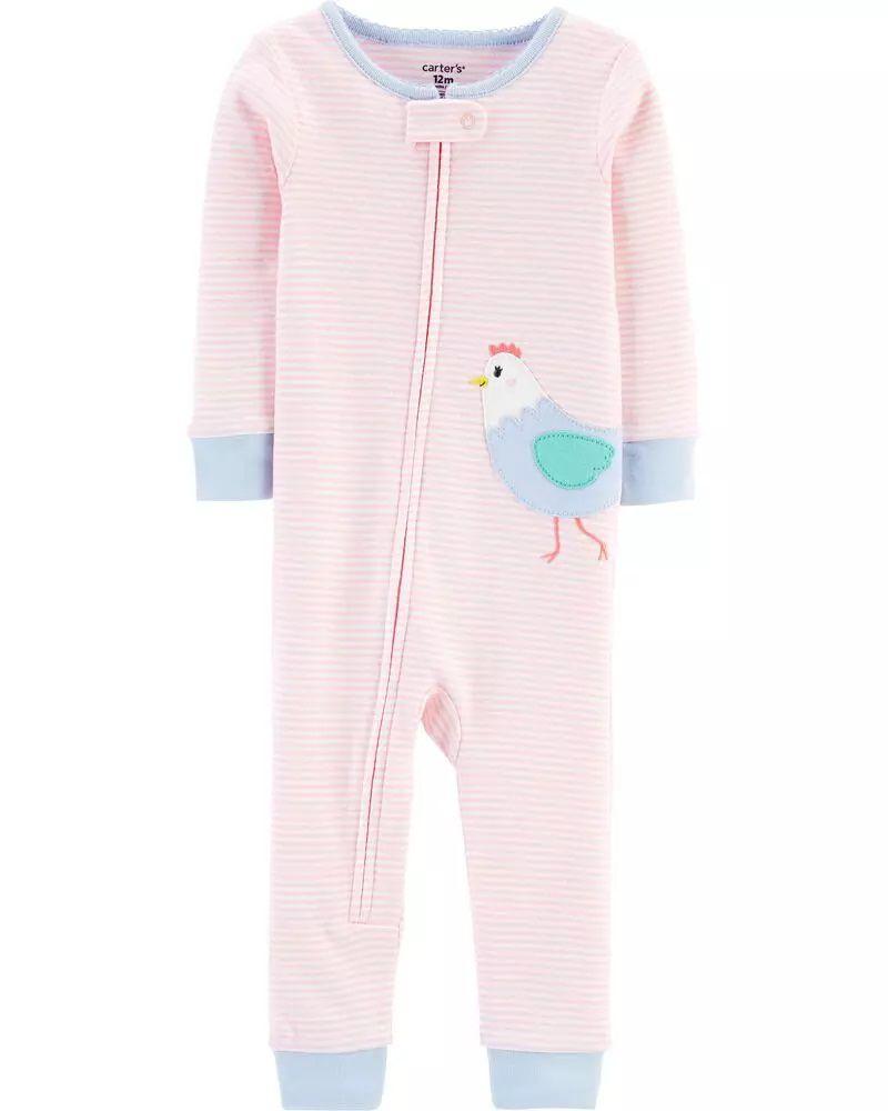 Pijama Menina - Galinha - Carter's