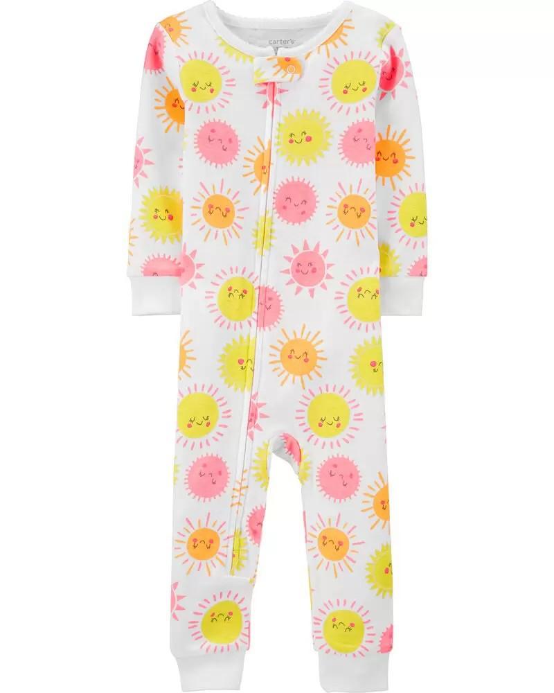 Pijama Menina - Sol - Carter's
