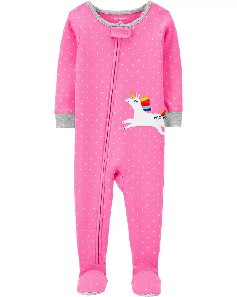 Pijama Menina - Unicórnio - Carter's