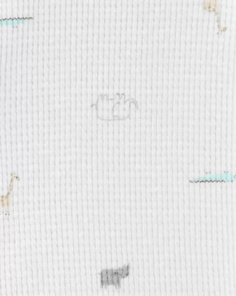 Pijama Neutro  - Animal Print  - Carter's