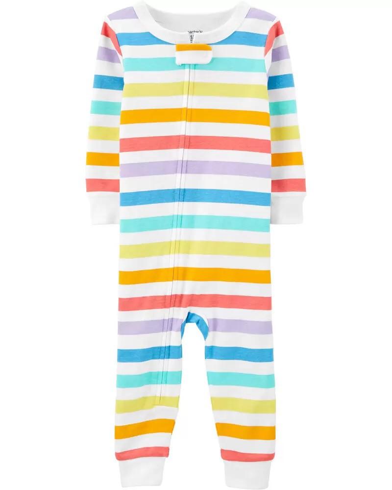 Pijama Neutro - Arco ìris - Carter's