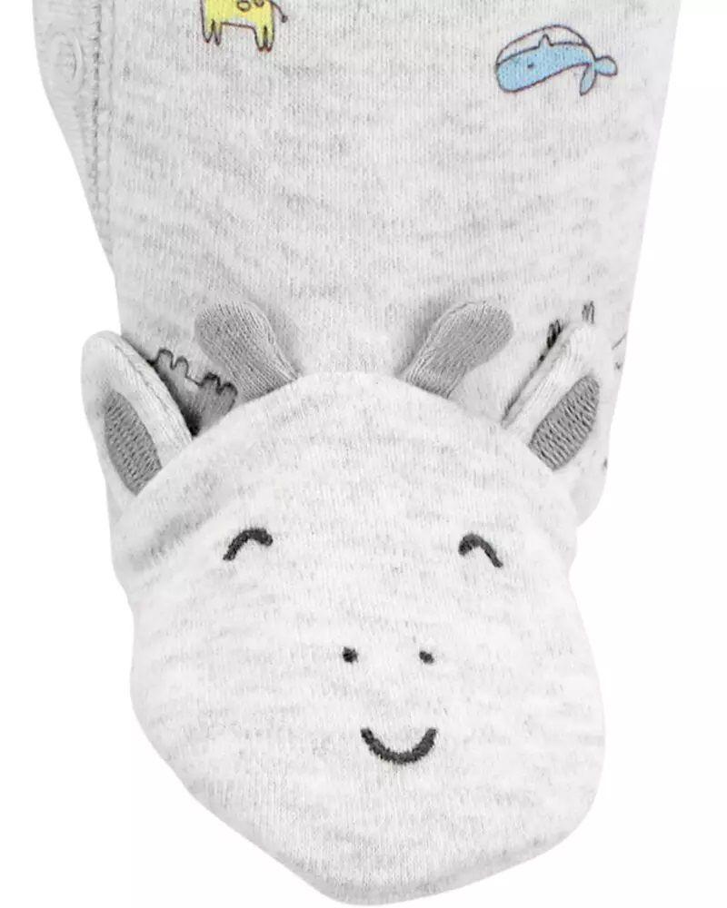 Pijama Neutro - Girafa - Carter's