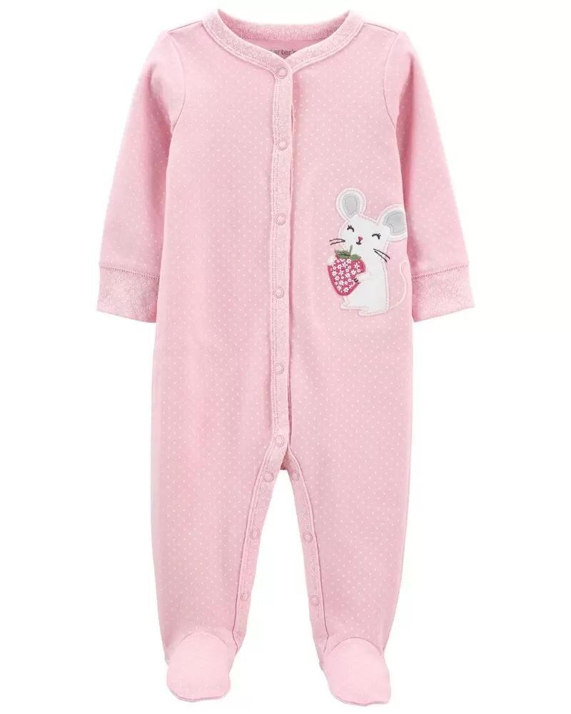 Pijama - Ratinha - Carter's