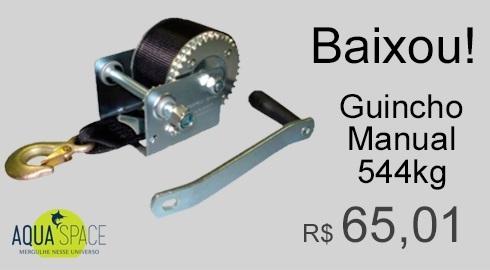 promoção guincho manual 544kg