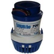 Bomba de Porão Submersível Shurflo 700 GPH 12V Modelo 355-110-10