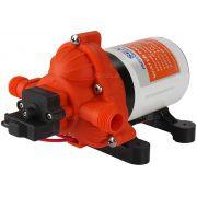 Bomba de Pressurização Automática Seaflo 2.0 GPM 12V 60 PSI com Pressostato Modelo SFDP1-020-060-35