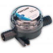 "Filtro de Água Jabsco Pumpgard Modelo 46200-0000 com conexão 3/4"" (19mm) Malha 20"