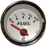Marcador Relógio Medidor de Nível de Combustível 12V para Embarcações Mercury Quicksilver 883633Q2