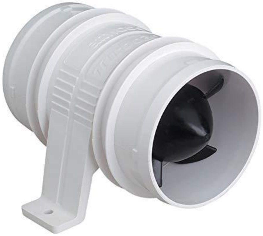 Blower Exaustor de Porão Resistente a Água Náutico 4