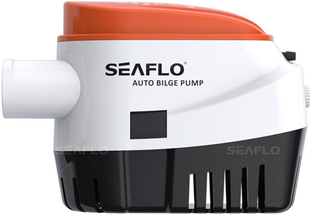 Bomba de Porão com Automático Integrado Seaflo 1100 GPH 12V Modelo SFBP1-G1100-06