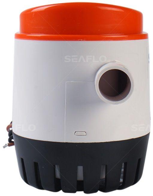 Bomba de Porão com Automático Integrado Seaflo 600 GPH 12V Modelo SFBP1-G600-06