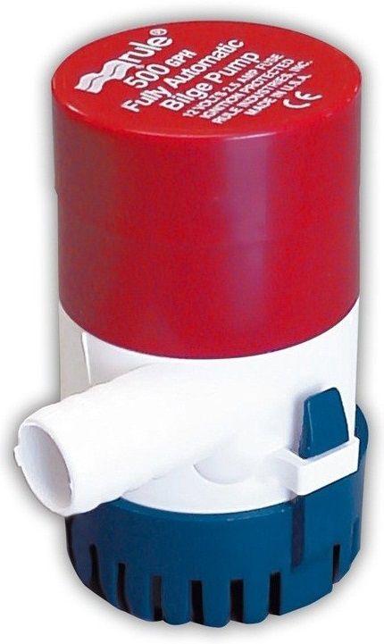 Bomba de Porão Submersível Automática Rule 500 GPH 24V Modelo 25S-24