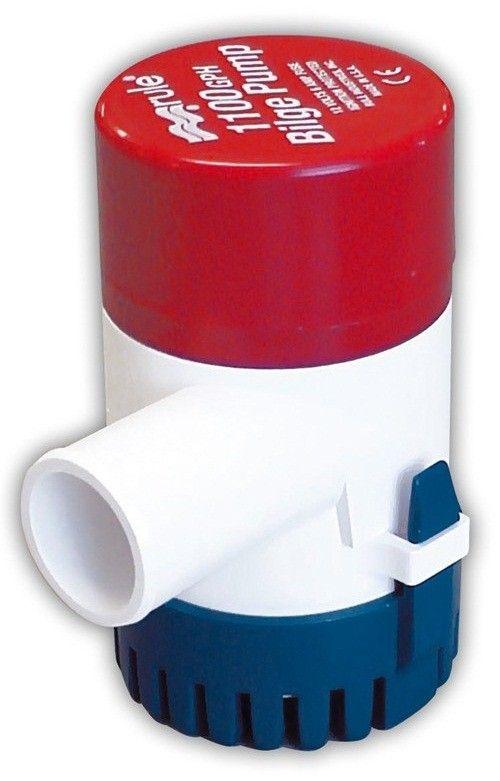 Bomba de Porão Submersível Rule 1100 GPH 24V Modelo 28D