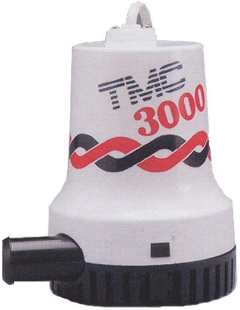 Bomba de Porão Submersível TMC 3000 GPH 12V TMC-06604