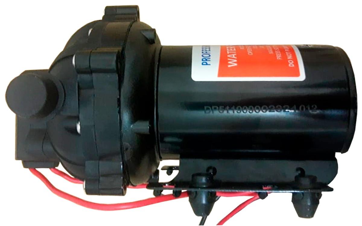 Bomba de Pressurização Automática 3.0 GPM 12V 60 PSI com Pressostato
