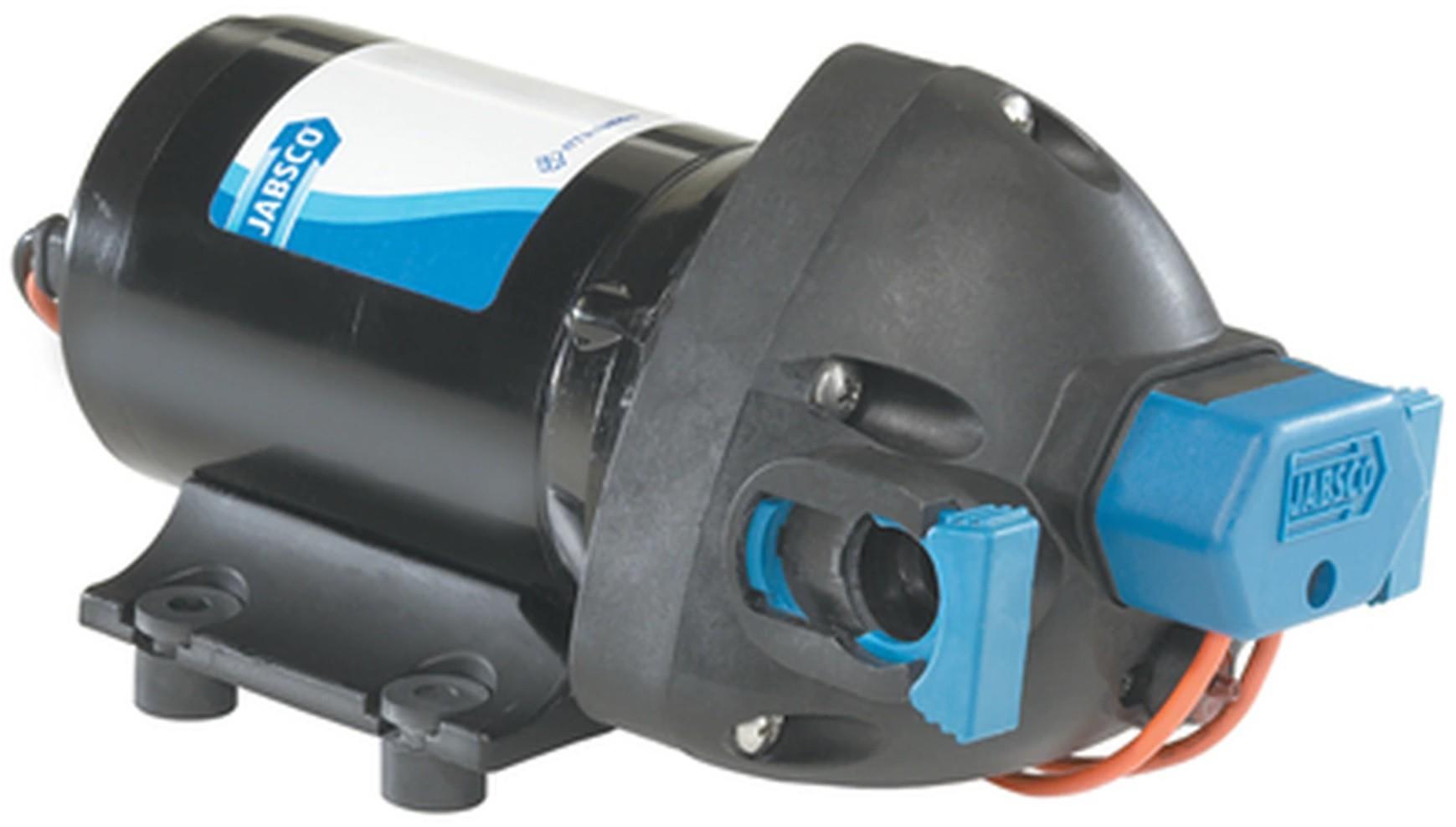 Bomba de Pressurização Automática Jabsco PAR-Max 2.9 GPM 12V 25 PSI para Barcos e Lanchas