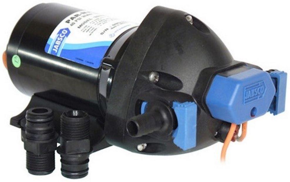 Bomba de Pressurização Jabsco PAR-Max 2.9 - 2.9 GPM 24V 40PSI Modelo 31395-0394