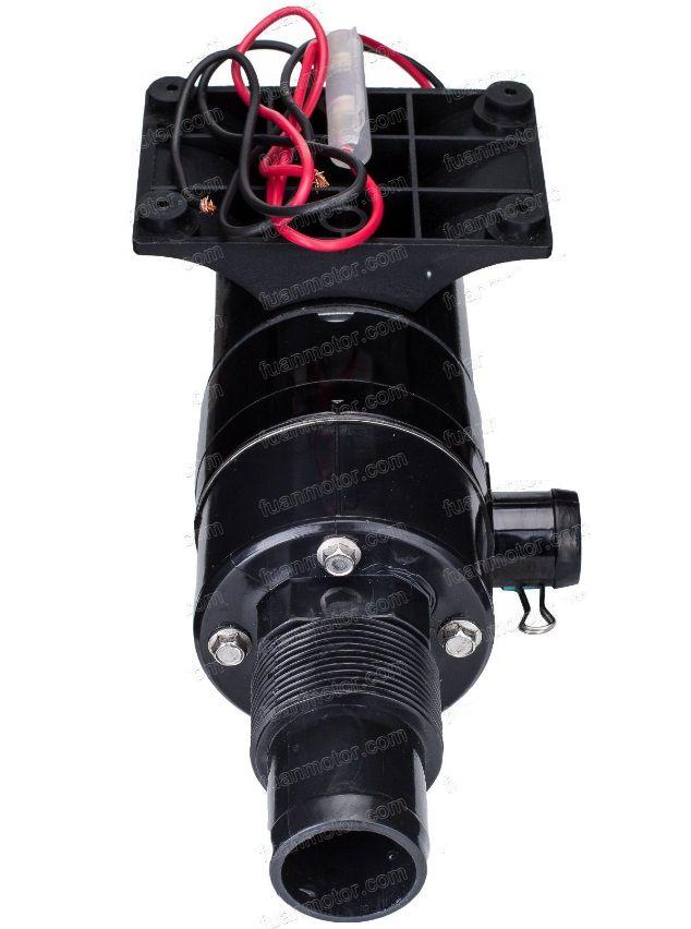 Bomba Maceradora de Resíduos Life 12V para Vaso Sanitário (Caixa Séptica) 12 GPM MP-4500-12