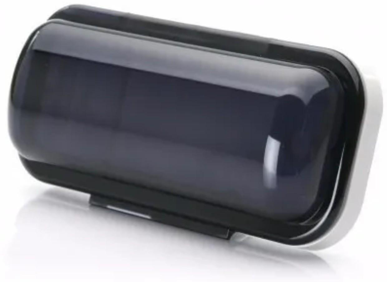 Capa Protetora Marinizada para Rádio/CD Player à prova d'água Branca com Visor Fumê