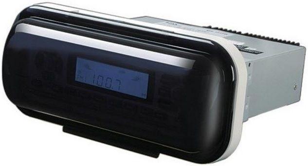 Capa Protetora Marinizada para Rádio/CD Player Boss MRC5 à prova d'água