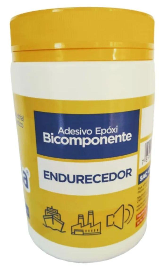 Cola Resina Epoxi Nauticola Adesivo Tipo Araldite 850g Componente A + B Impermeabilizante