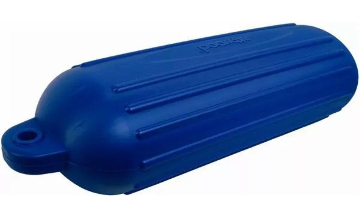 Defensa Náutica G4 Azul 15 X 61 cm Attwood para Barcos e Lanchas
