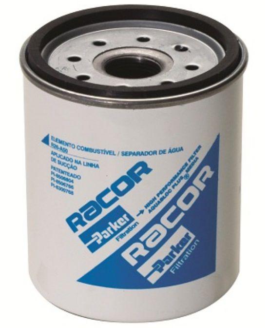 Elemento para Filtro de Combustível Separador de Água Racor R-26-A50 Série 225R 15 Mícron