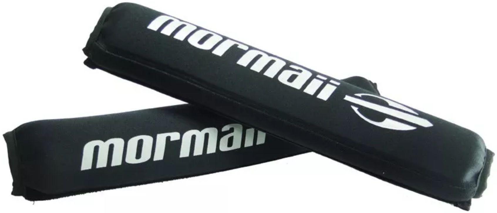 Espuma Protetora (Par) de Prancha de Surf para Rack de Carro Bastão Grande Mormaii Soft Pad