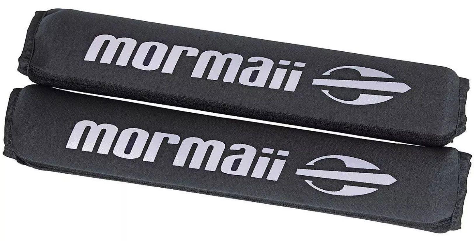 Espuma Protetora (Par) de Prancha de Surf para Rack de Carro Bastão Pequeno Mormaii Soft Pad