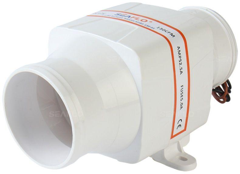 Exaustor (Blower) de Ventilação Náutico 3