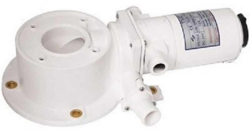 Kit Conversor TMC de Vaso Sanitário Manual em Elétrico 12V TMC-00040