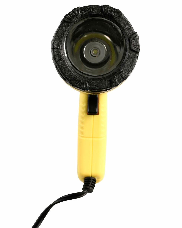 Lanterna de Mão Portátil em Led Attwood 12V para Lanchas Barcos e Pesca