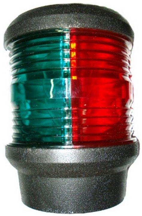 Luz de Navegação de Top Bicolor para Bombordo e Boreste BB/BE 12V
