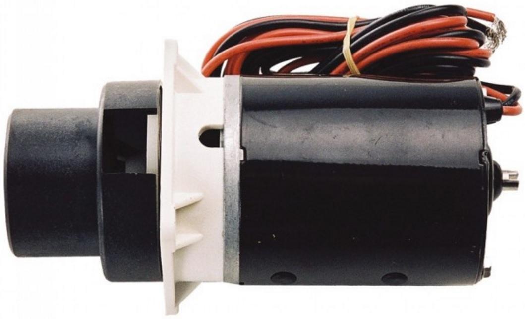 Macerador Jabsco 12V Modelo 37072-0092 para uso com Vaso Sanitário Jabsco Quiet Flush Electric Toilet 37245 / 37045 Series