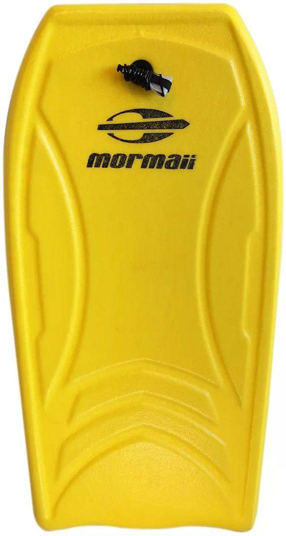 Prancha de Bodyboard Criança Pequena Mirim Amador Mormaii Amarelo