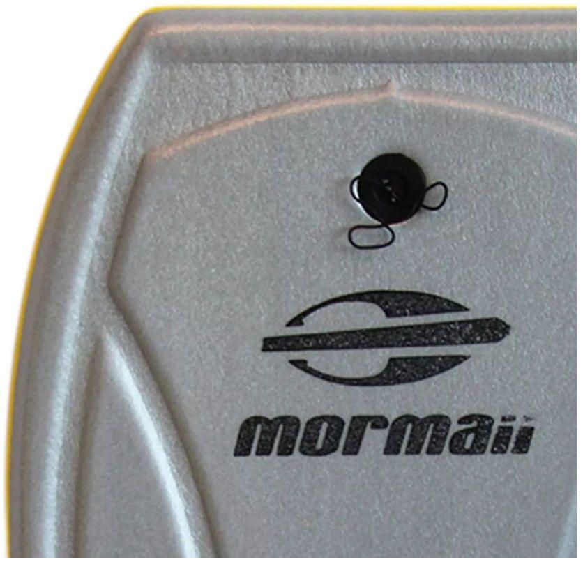 Prancha de Bodyboard Criança Pequena Mirim Amador Mormaii Cinza