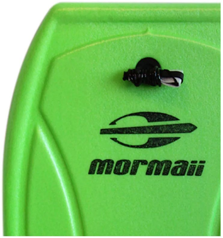 Prancha de Bodyboard Criança Pequena Mirim Amador Mormaii Verde